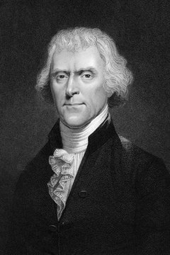 In 1800, it took 36 votes in the House for Jefferson to win.