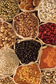Eating beans will help you increase your phosphorus intake.