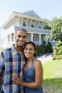 Owning a home allows you to build up equity in the property.