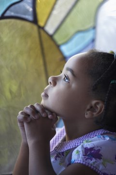 Activities help preschoolers internalize their faith.