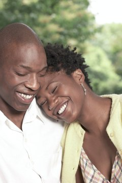 Positive affirmations can deepen the love you feel for your partner.