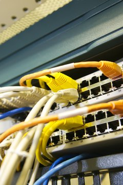 SonicWALL firewall rules define which networked devices can send data to each other.