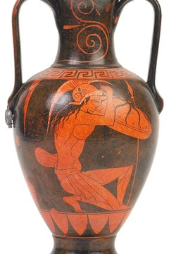 Greek hoplites, like the one depicted on this vessel, were responsible for overthrowing the oligarchy.