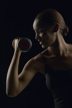 Strength train three times a week for a full-body workout.