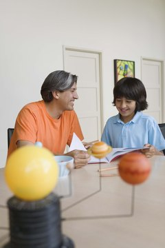 Parents can explore what their kids are learning in school by talking science.