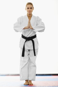 The etiquette and philosophical aspects of kyokushin help create a friendly atmosphere.
