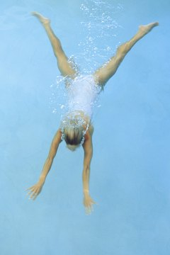 The breaststroke is a slow stroke that focuses more on your legs.
