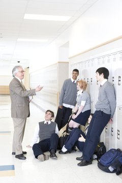 High school uniforms have an advantage of uniformity of all students.