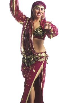 Belly dancing is hot on the fitness scene.