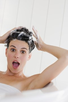 You don't need to shampoo every day to keep your hair smelling fresh.