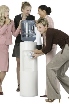 Water cooler talk matters.