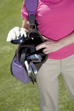 Club covers offer protection from scratching.