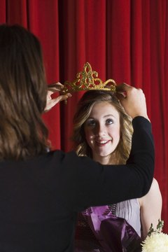 The first American beauty pageant was staged in 1854 by P.T. Barnum.