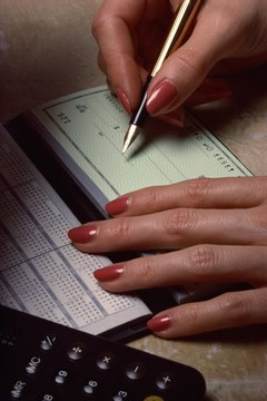 Your cancelled check proves that you paid.