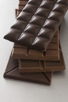 Choose a dark chocolate high in cocoa solids.