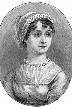 Jane Austen novels deal with issues of gender and class.