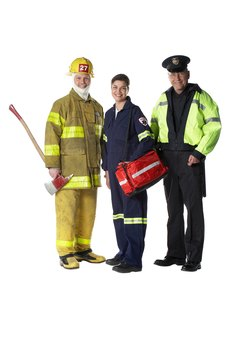 First-responders may have labor contracts with different requirements.