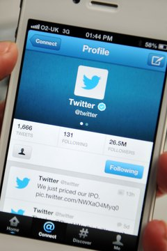 By default, people can find your Twitter account using your email address.