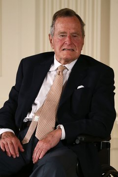 George H.W. Bush was Ronald Reagan's vice president.