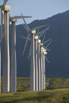 Wind turbines are under attack by environmentalists concerned about danger to birds and bats.