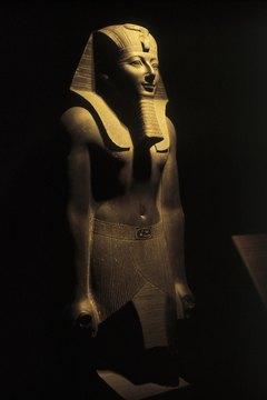 Mummification methods developed over several dynasties.