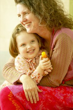 Temporary guardianship grants the responsibility for a child's care to another individual.