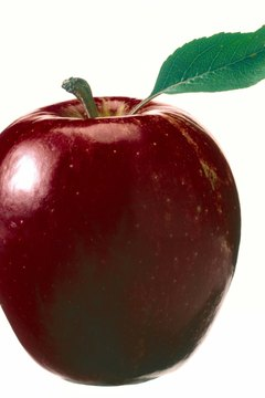 Eating apples promotes regular bowel movements.
