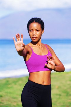 Tai chi is an ancient art with joint-friendly fitness benefits.