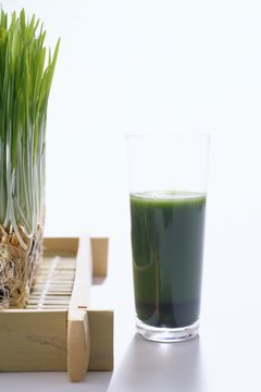 green juice revitalizes your health