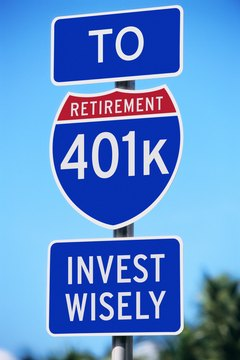 A 401(k) plan lets you chip in money towards your retirement.