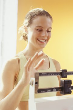 Creating a modest caloric deficit can help you gradually lose weight and keep it off.