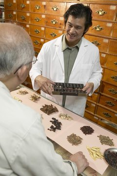 Master herbalists can work as teachers, researchers and consultants.