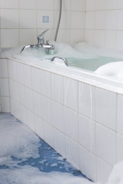 Reglazing your tub can give your entire bathroom a fresh look.