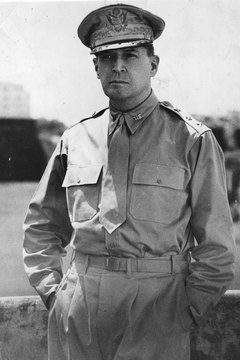 Gen. Douglas MacArthur was the mastermind behind the Inchon landings.