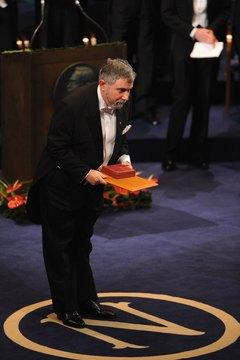 Paul Krugman is a famous, Nobel Prize-winning economist.