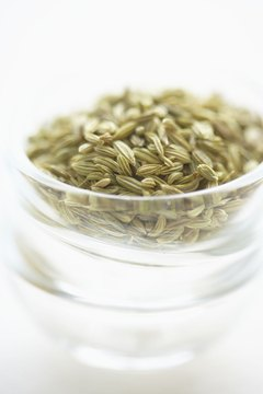 Fennel seeds may help ease digestive problems.