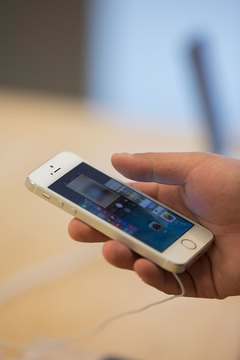 You'll need to test your app on an iPhone before Apple will approve it.