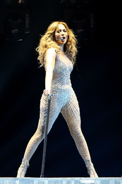 Jennifer Lopez Live In Perth
