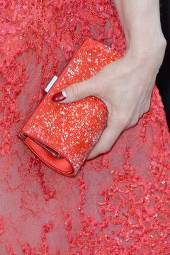 Marilyn Monroe's signature red nails still stun on red carpets throughout the world.