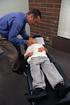 Medical schools for chiropractors teach anatomy and pain management.
