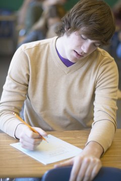 The SAT Reasoning Test and the Stanford Achievement Test can offer students valuable information about their knowledge and skill level of particular subjects.