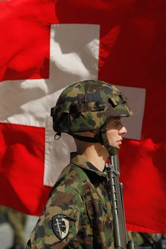 For the Swiss, neutrality is nearly synonymous with strong defensive capability should the country be invaded.