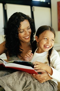 Repeating words and phrases helps young children learn English.