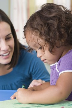 An associate degree in Early Childhood Education focuses on children under the age of 8.