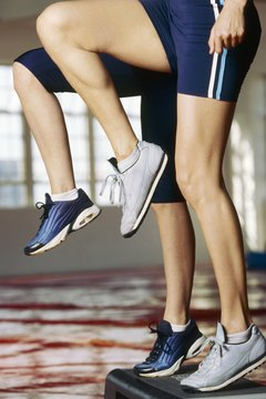 Your calf muscles can begin to waste if you stop exercising.