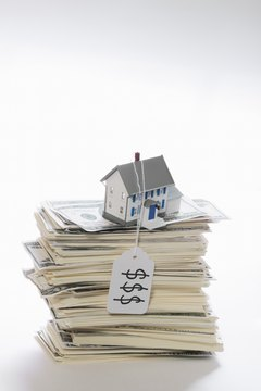 Lenders look at how much of your mortgage you have repaid relative to its original loan balance.