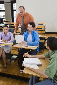 Students often write and discuss personal narrative essays in high school classes.