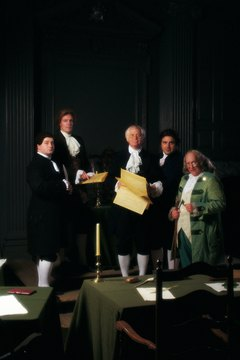 The Founding Fathers of the U.S. drafted the Articles of Confederation, a precursor to the current Constitution.