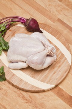 Chicken and other meats are highly digestible ingredients.