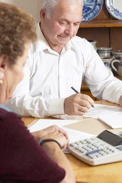 Social Security benefits make up 40 percent of the income of the elderly.